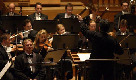 Nagyzenekari koncert: Fauré, Saint-Saëns, Schumann